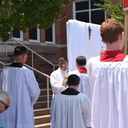 Feast of Corpus Christi Eucharistic Procession 2018 photo album thumbnail 10