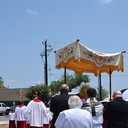 Feast of Corpus Christi Eucharistic Procession 2018 photo album thumbnail 16