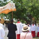 Feast of Corpus Christi Eucharistic Procession 2018 photo album thumbnail 59