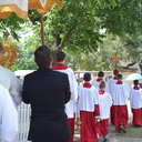 Feast of Corpus Christi Eucharistic Procession 2018 photo album thumbnail 60
