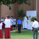 Feast of Corpus Christi Eucharistic Procession 2018 photo album thumbnail 101