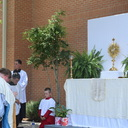 Feast of Corpus Christi Eucharistic Procession 2018 photo album thumbnail 111
