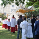 Feast of Corpus Christi Eucharistic Procession 2018 photo album thumbnail 128