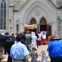 Feast of Corpus Christi Eucharistic Procession 2018 photo album thumbnail 132